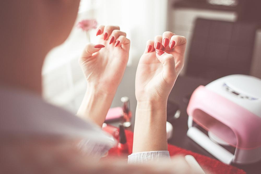 grzybica paznokci u rąk
