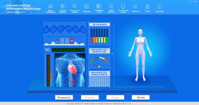 Human Body Scanner