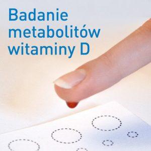 Test poziomu witaminy D
